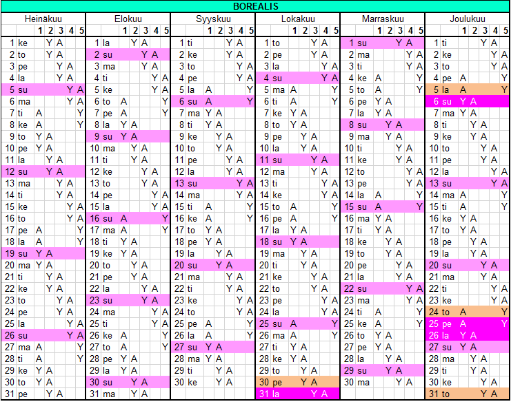 Kalenteri 2004